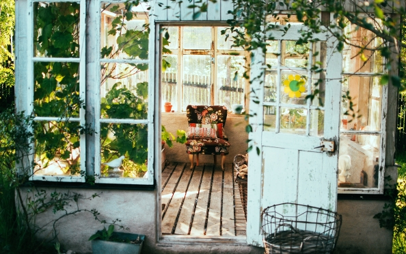 Favorite Things Friday: 10 Beautiful Outdoor Spaces