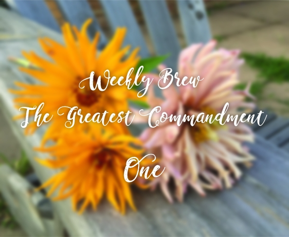 The Greatest Commandment – One